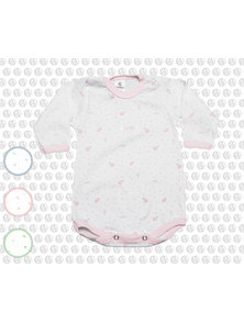BODY BEBE MANGAS LARGAS JERSEY SOFT