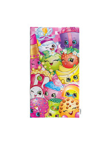 TOALLON INFANTIL SHOPKINS