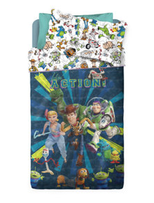 COVER 1 1/2 CON FUNDA TOY STORY